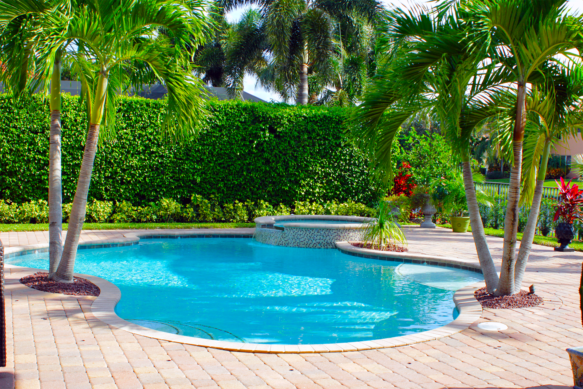 Pool Real Estate Photography Home For Sale Palm Beach Florida