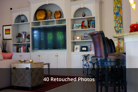 Real Estate Photography Palm Beach Florida Listings | 40 Photos